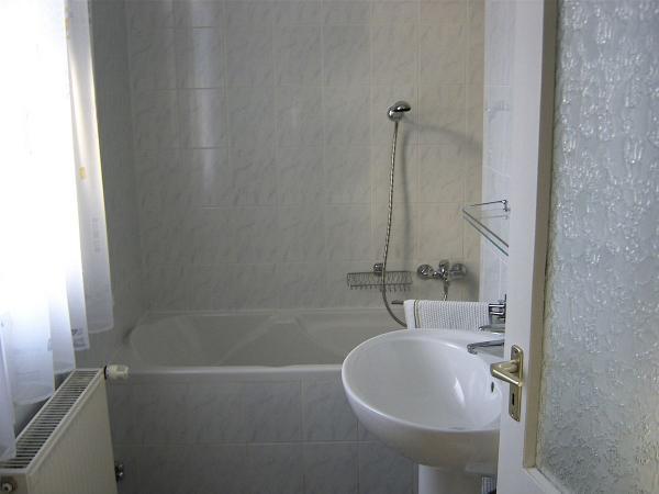 Felső szint fürdőszoba